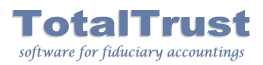 TotalTrust Blue Logo